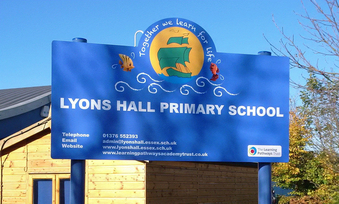 iPad and Mac at Lyons Hall Primary School