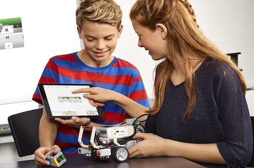 LEGO® Education MINDSTORMS® EV3 in the classroom