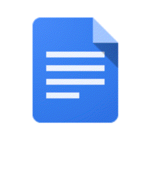 google doc for learning in the classroom