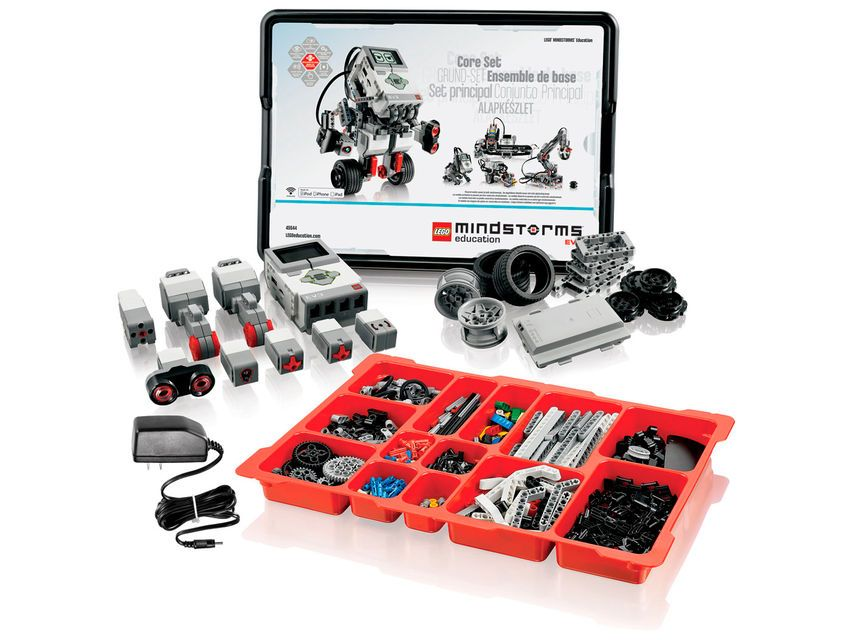LEGO Mindstorms EV3 education kit